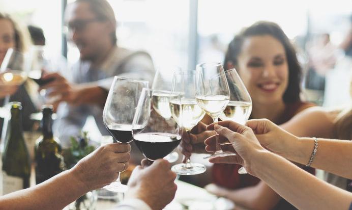 After-Work-Weinparty im Wein-Musketier Salach